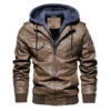 Denzell Outwear Outlaw Leather Jacket