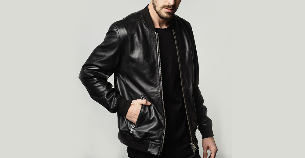 Wearing-A-Bomber-Jacket-For-Mens