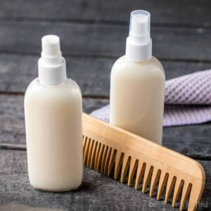 Making Conditioner Using Baby Soap