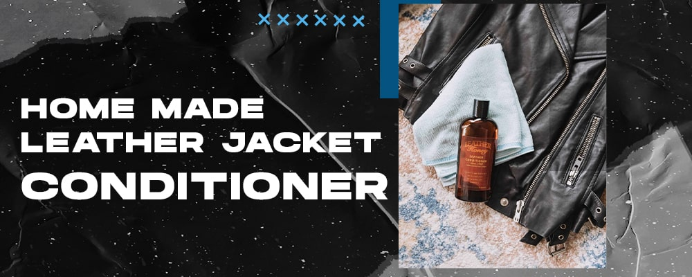 Homemade Leather Jacket Conditioner